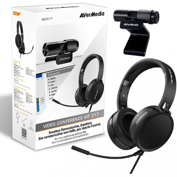 AVerMedia Video Conference KIT 317 - BO317